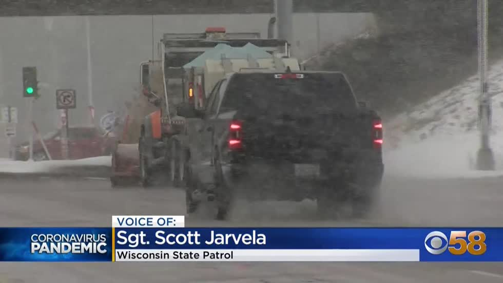 Winter storm leads to multiple crashes with injuries in Kenosha,...