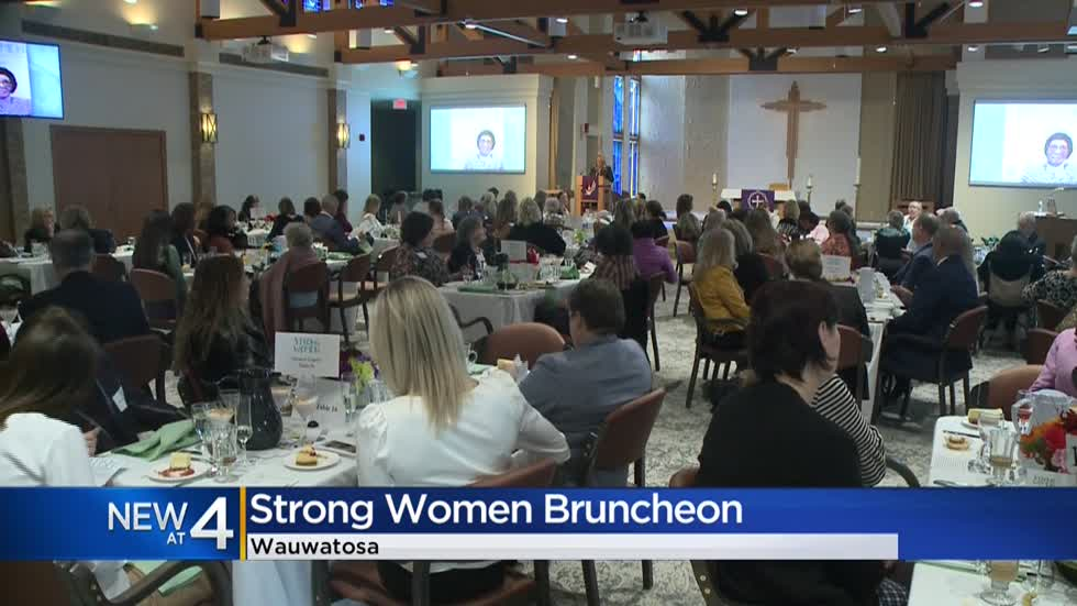 Luther Manor celebrates International Women's Day with 'Strong Women Bruncheon'