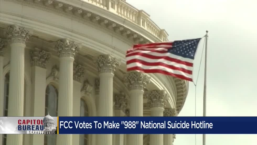 Sen. Baldwin, lawmakers want to make '988' national suicide hotline