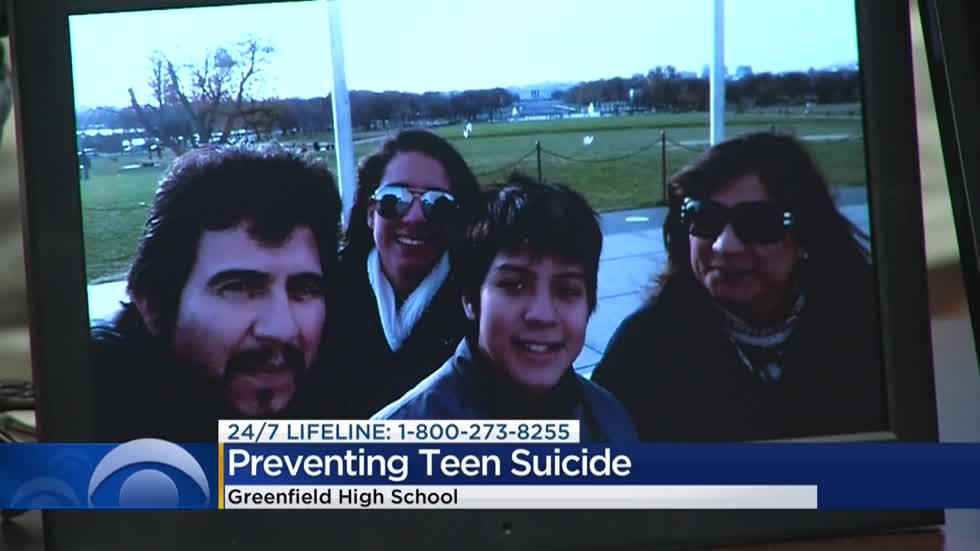Parents push back against Greenfield High School after 2 student suicides in 6 weeks