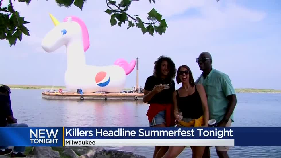 Ariana Grande, Summerfest put Milwaukee in the music spotlight this weekend