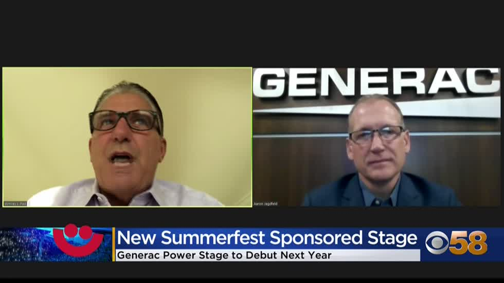 Generac Power Stage to replace Harley-Davidson Roadhouse on Summerfest grounds