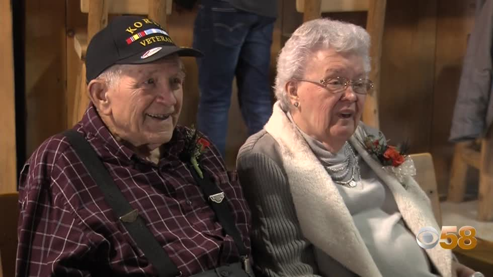 Platinum celebration: Kohler couple celebrates 70 years of lasting love
