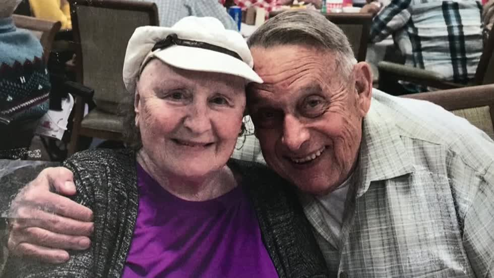 Former WI Gov. Schreiber shares his story as an Alzheimer's caregiver for wife Elaine