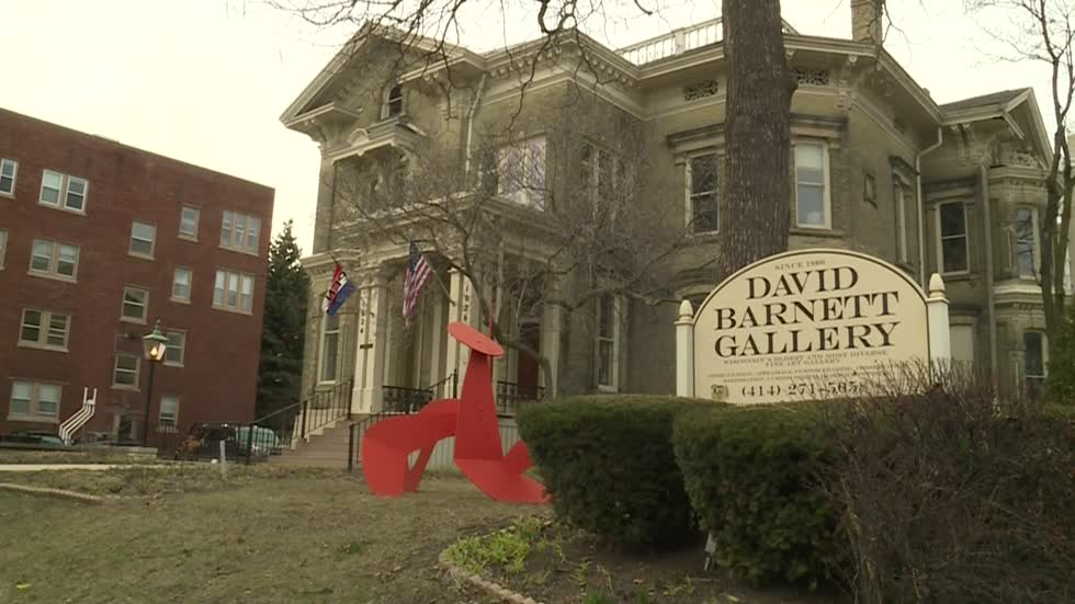 Exploring Milwaukee's oldest art gallery