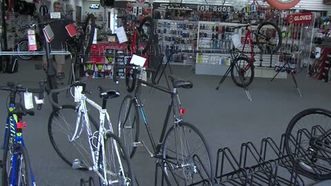 Behind the 'Bike Boom': Sales of bicycles spike during pandemic