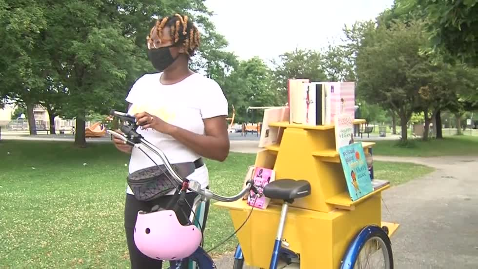 Support for Black-owned businesses: Entrepreneur works to bring Milwaukee a Black-owned bookstore once more