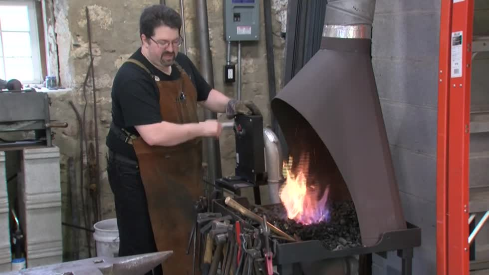 'I don't want it to go away': Blacksmith continues centuries-old practice in Mequon forge