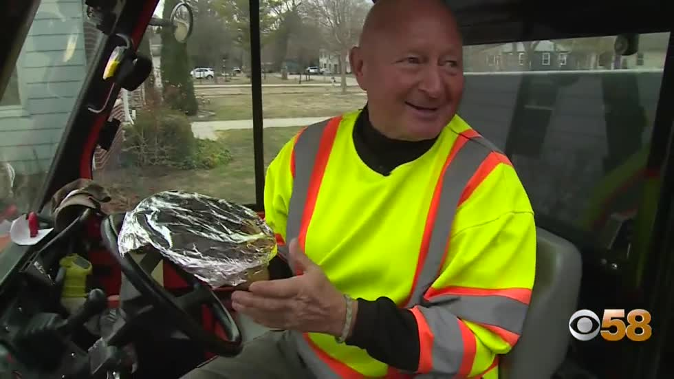 """Mr. Steve"" brightens Fox Point neighborhoods with smiles..."