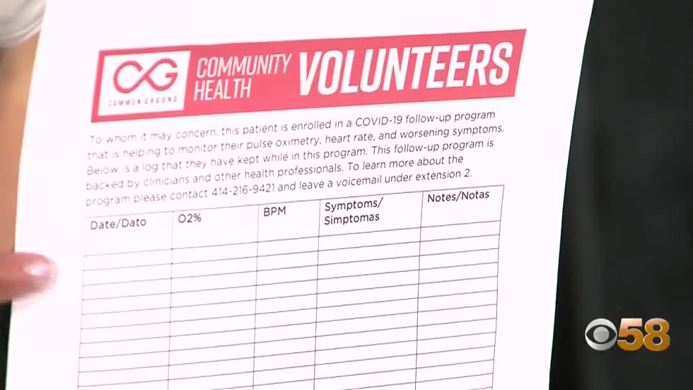 Common Ground volunteers help on the front lines of pandemic...