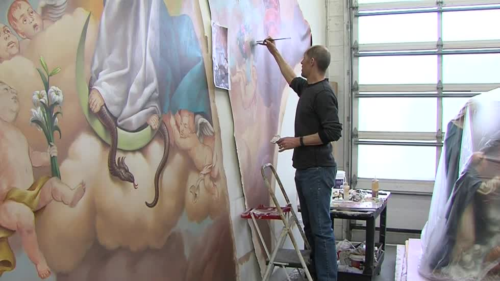 Sunday Morning Spotlight: Conrad Schmitt Studios