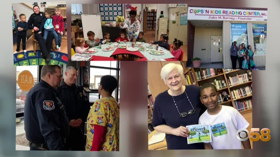 Cops 'N Kids Reading Center in Racine receives grant to expand...