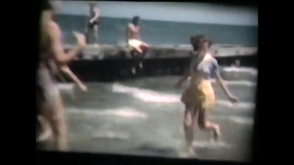 Treasure trove of home videos capture life in 1930's & 1940's Milwaukee