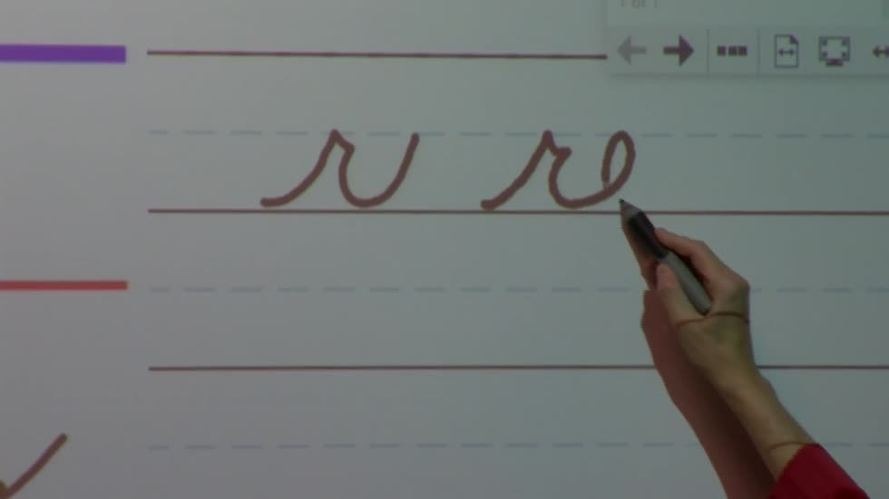 Changing times: Is cursive handwriting still necessary?