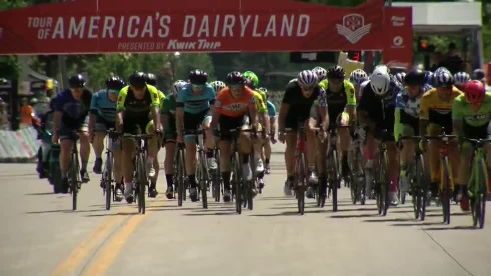 Tour of America's Dairyland celebrates 10 years