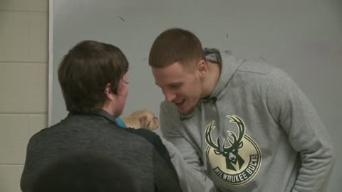 A Paw-fect partnership: DiVincenzo teams up with Wisconsin Humane...