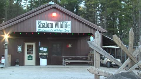 Shalom Wildlife Sanctuary offers new drive thru experience