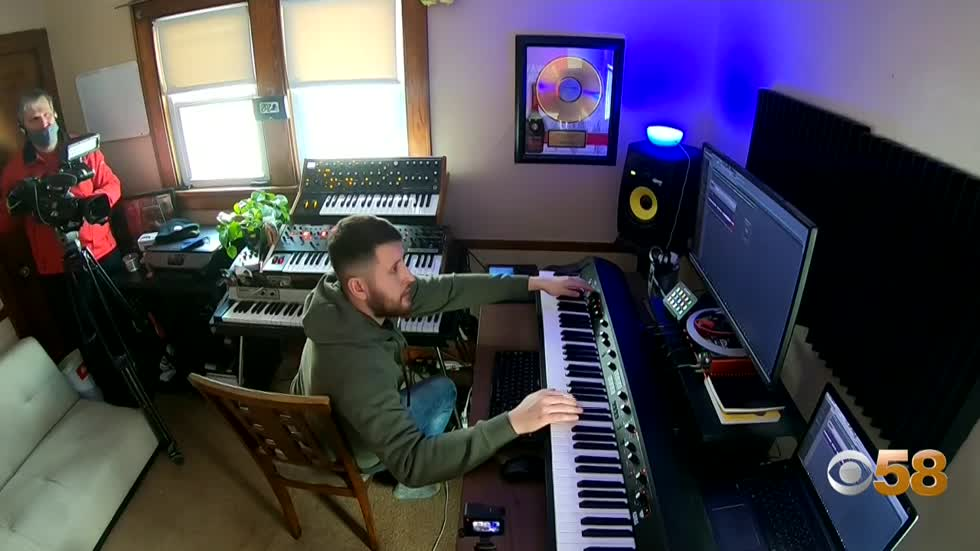 Milwaukee music producer part of Grammy-nominated Kanye West...