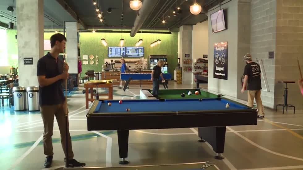 "East side ""Hangout Milwaukee"" opens as city's first activity cafe for all ages"