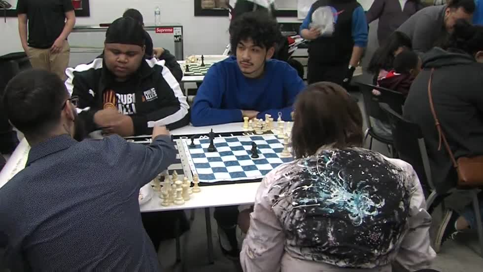 Hip Hop Chess Club combines music and mind in Milwaukee