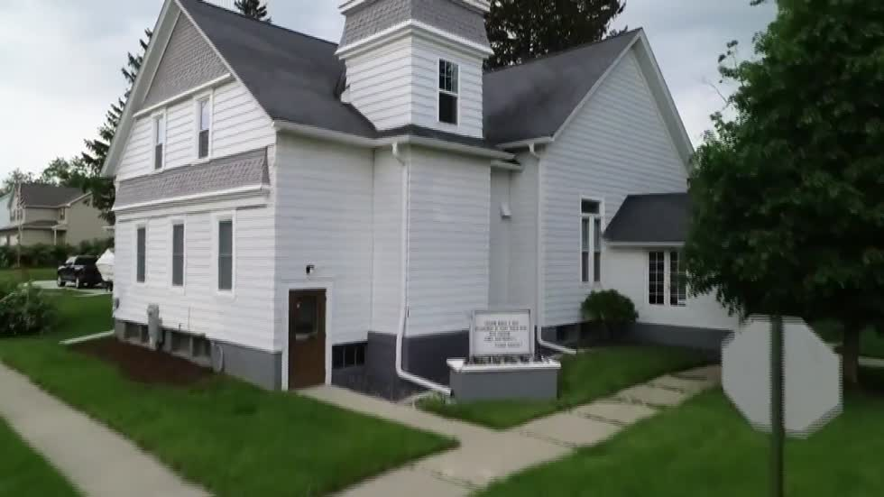House of Worship: Walworth County couple transform historic vacant church building into residential home