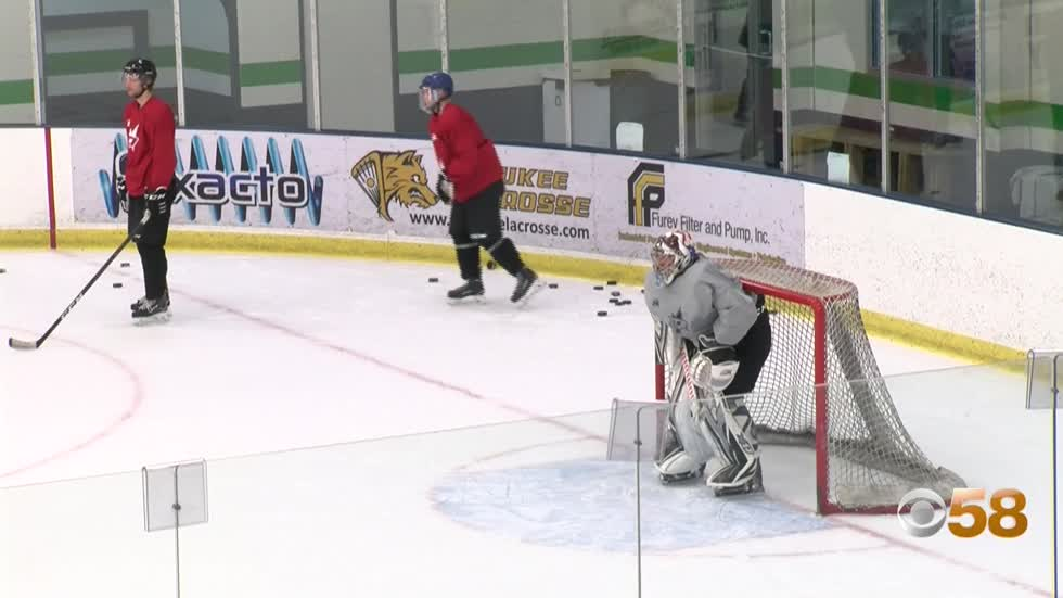 """Milwaukee Power"" all revved up for a new season on the ice in a new arena"