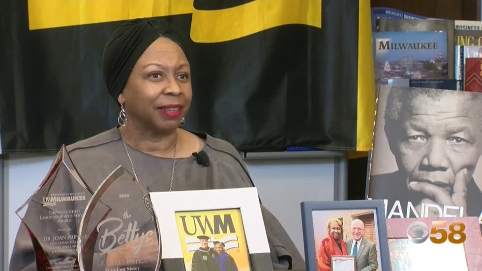 Dr. Joan Prince leaves legacy of broken barriers and accomplishments at University of Wisconsin-Milwaukee