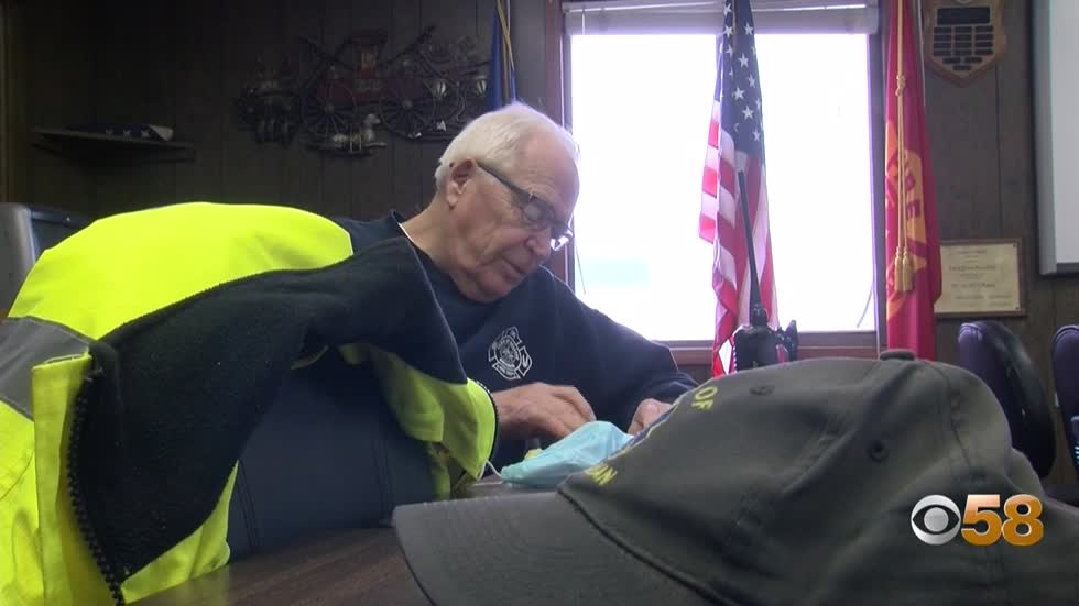 Answering the Call: Larry Lester serves town of Delavan for nearly 50 years