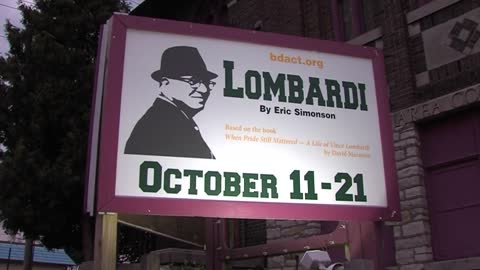 Beaver Dam set to host new production of Lombardi
