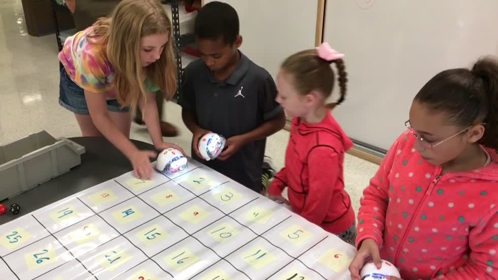 Classroom of the future opens at Whittier Elementary School