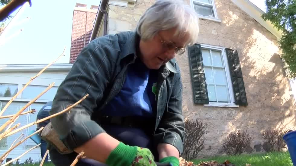 The Master Gardeners of Ozaukee County prepare to help others with planting season