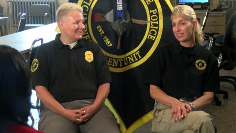 Changing faces of law enforcement: Two MPD leaders share thoughts...