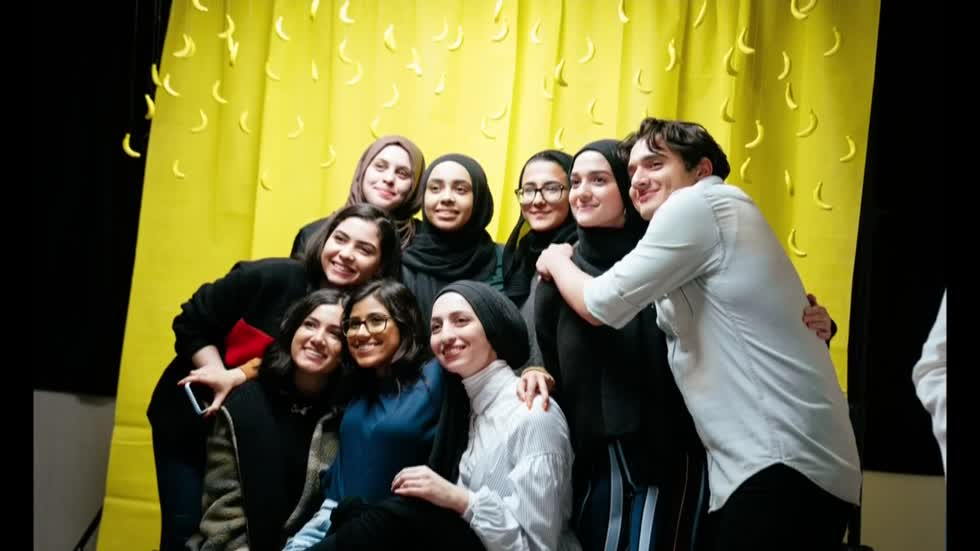 Milwaukee's female Muslim artists band together to find larger audiences