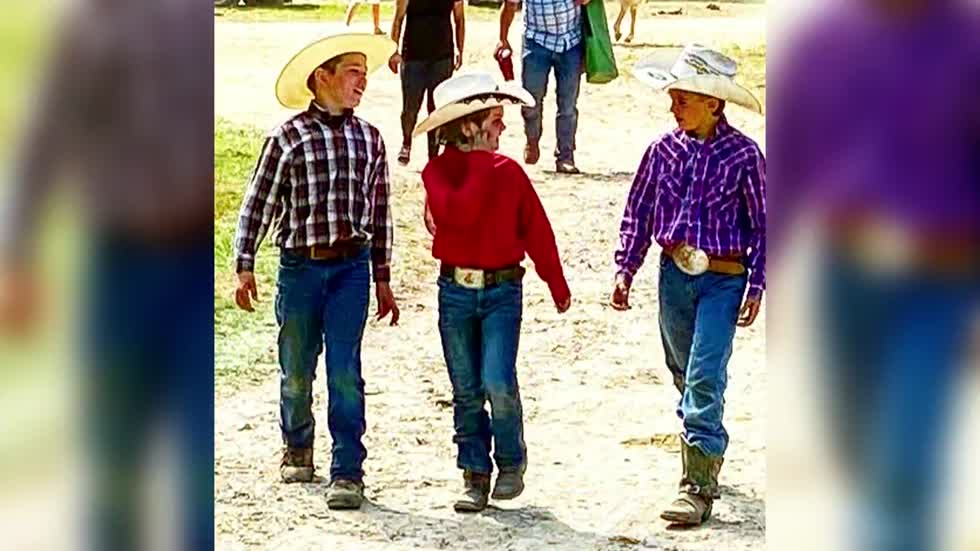 Rodeo family: Bonding at the Little Britches Rodeo