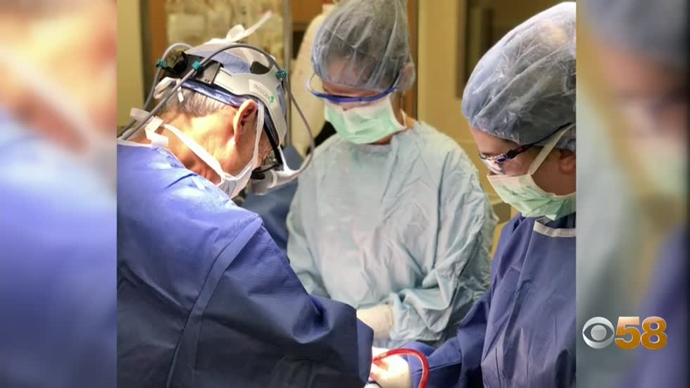 1,000th heart transplant performed at Aurora St. Luke's in Milwaukee