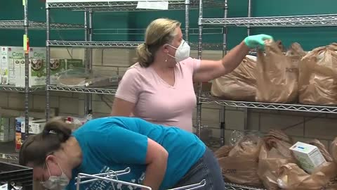 Riverwest food pantry adapts to pandemic's 'new normal'