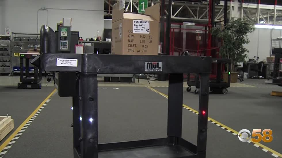 Smart Carts: MuL Technologies' MARC Carts named 'coolest thing made in Wisconsin'