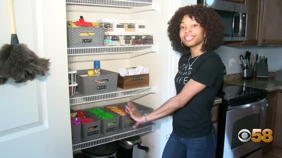 Organizing home known to help improve mental and physical health