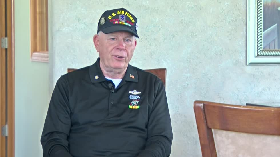Waukesha County Vietnam veteran recognized for his service in...