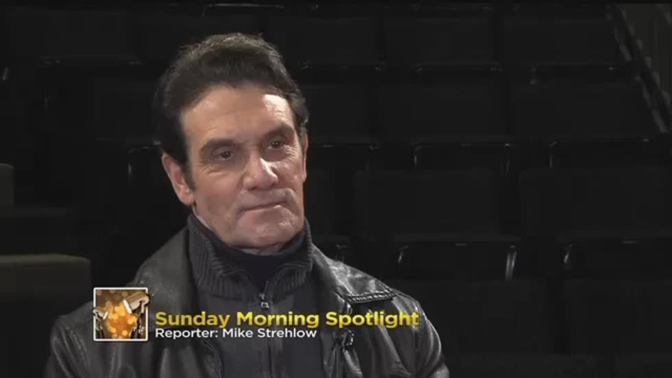 Sunday Morning Spotlight: 'McGuire' as portrayed by Anthony Crivello