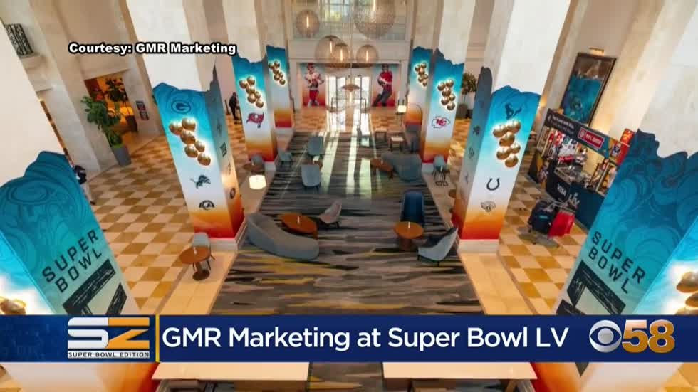 New Berlin's GMR Marketing deploys Super Bowl experience in Tampa