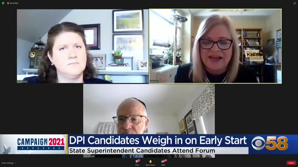 State superintendent candidates weigh in on return to in-person...