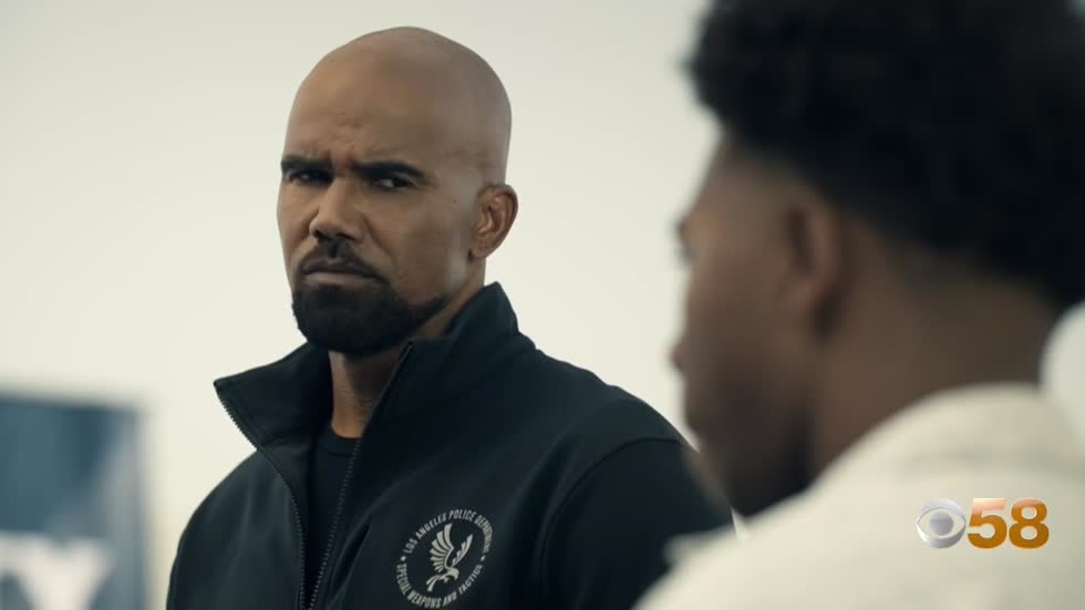 S.W.A.T. returns Nov. 11, Shemar Moore joins CBS 58 ahead of premiere