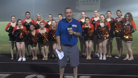 It's Burlington fighting it out with Westosha Central in tonight's CBS58 Tailgate game