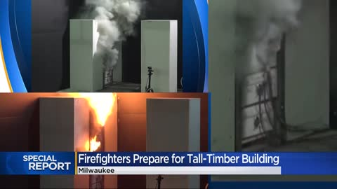 New building, new technology presents challenges for local firefighters
