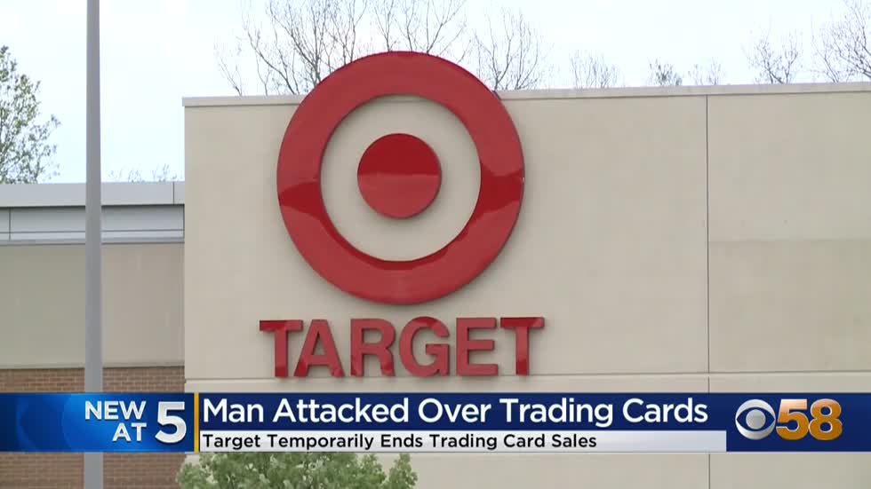 Target pulls Pokémon and sports trading cards off its shelves