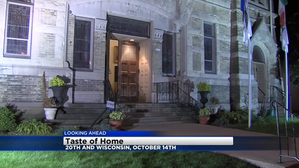A Taste of Home fundraiser will preserve historic landmark Irish Cultural and Heritage Center in Milwaukee