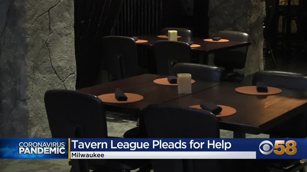 'We need your help': Tavern League, hospitality industry leaders beg Congress for COVID-19 relief