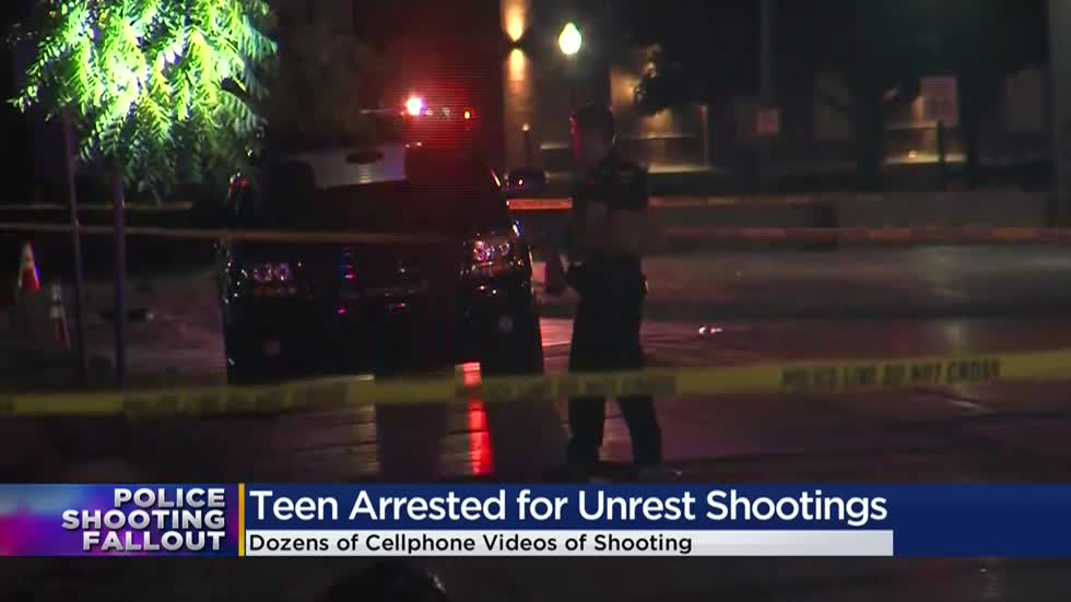 17-year-old from Illinois arrested in connection to shooting that left 2 dead during Kenosha unrest