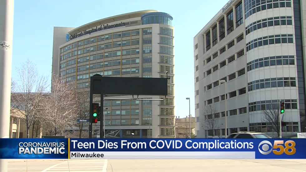 Milwaukee family grieves the loss of 14-year-old boy due to 'complications' of COVID-19